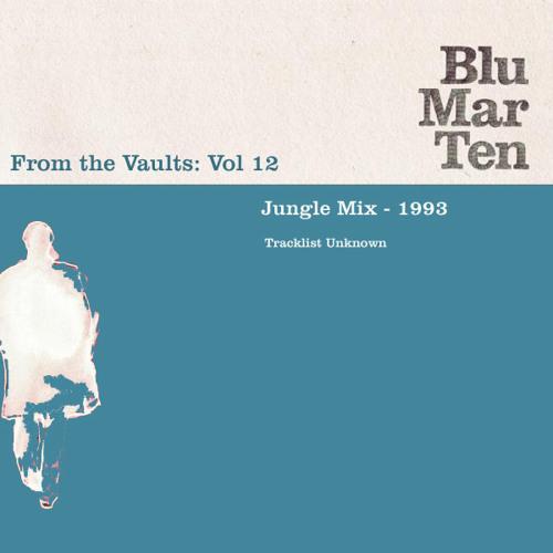 Blu Mar Ten - From the Vaults Vol 12 - Jungle Mix - 1993
