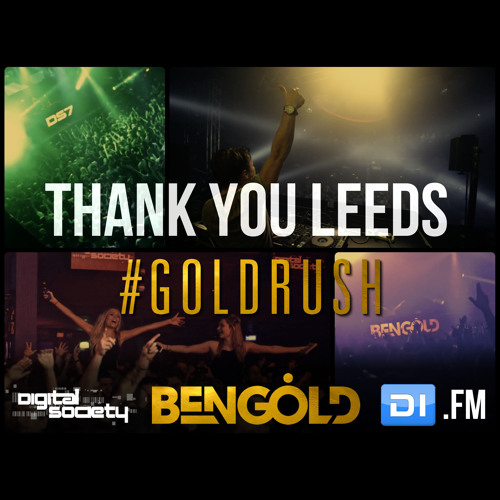 Ben Gold - Live At Digital Society 7th Birthday Leeds 07-03-2014