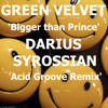 DARIUS SYROSSIAN 'Acid Groove' REMIX of GREEN VELVET 'Bigger than Prince'