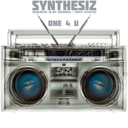 Synthesiz (BusCrates 16-Bit Ensemble / Brett Eclectic) - One 4 U