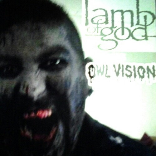 Will Antichrist Walk With Me In Hell?!?! (Lamb of God vs Owl Vision) the embrace the darkness mash