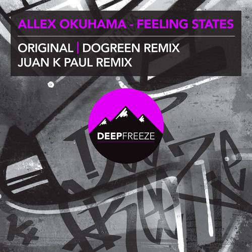 Allex Okuhama - Feeling States (Original Mix) OUT NOW ON BEATPORT