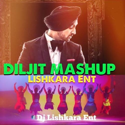 DILJIT MASH UP 2014 DHOL MIX BY {DJ LISHKARA}
