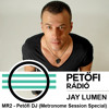 Jay Lumen Live at Rebel Cordoba Spain (cut) MR2 - Petofi DJ  Metronome Session Special (march 2014)