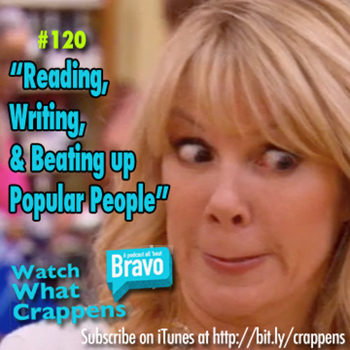 #119: Reading, Writing and Beating Up Popular People