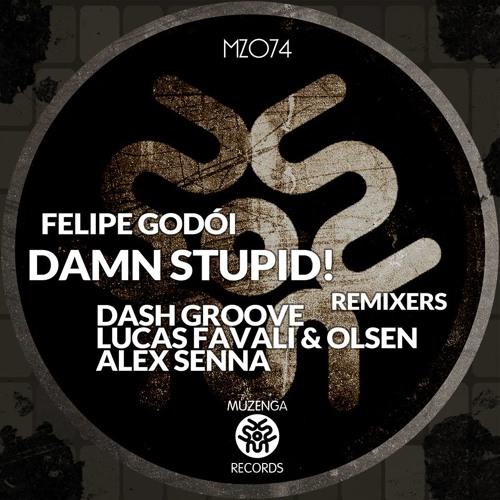 Felipe Godoi - Damn Stupid! [OUT NOW @ Muzenga Records]