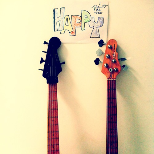 Happy (Pharrell Williams) BL Bass Cover