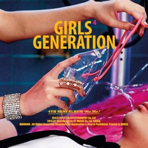 Girl's Generation - Mr.Mr
