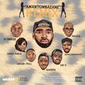 Riky Rik Amantombazane (Ft. DJ Dimplez, Maggz, Ginger Breadman, Kid X, Kwesta, Nadia Nakai & Okmalumkoolkat) Artwork