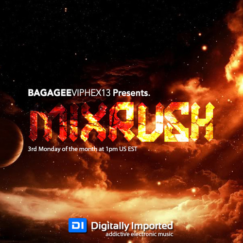 Mixrush 023 (March 2014)