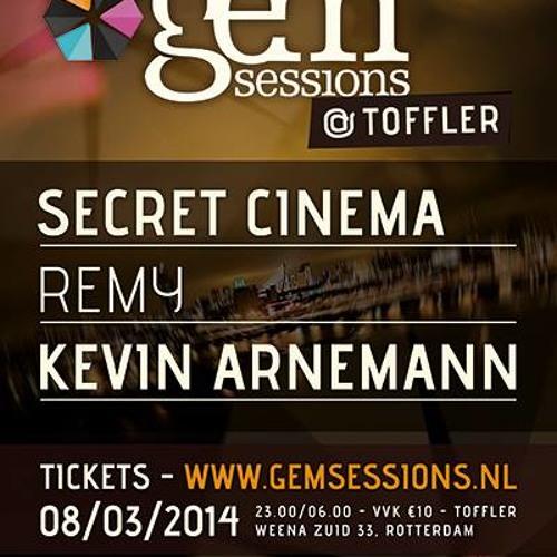 Kevin Arnemann - Live @ Gem Sessions, Toffler 08-03-2014
