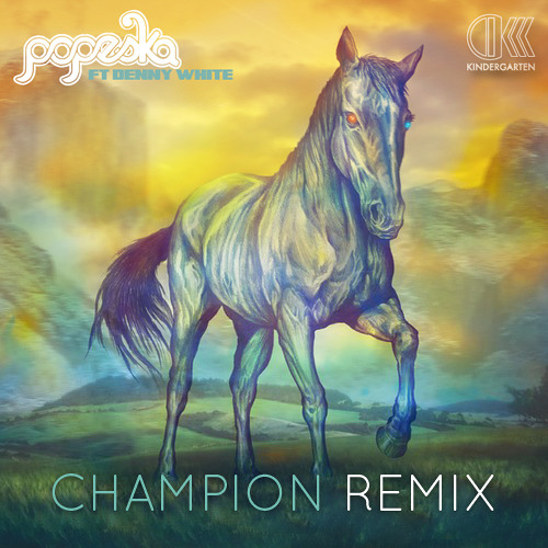 Popeska - Heart Of Glass Ft. Denny White (Champion Remix) [Winner]