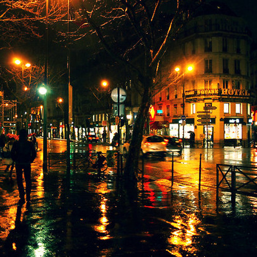 487 - Rainy Nights In Paris
