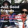 Michael Jackson & Stevie Wonder - Just Good Friends [Major Tourist Edit]