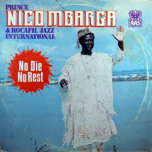 Prince Nico Mbarga & Rocafil Jazz International - Celibataire Avec Des Enfants