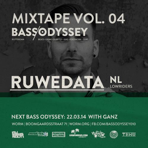 Bass Odyssey mixtape 04 by Ruwedata