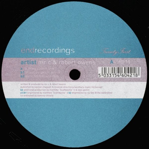 Mr.C ft Robert Owens - A Thing Called Love - End Recordings