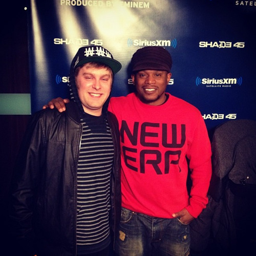 Live on Sway in the Morning on Shade 45 - 3/20/14