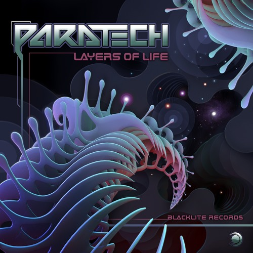 BLKLEP014 - Paratech - Layers of Life EP - Promo Extract