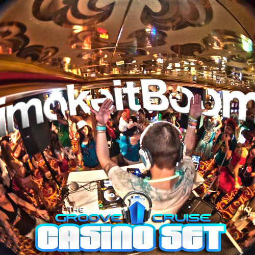 Groove Cruise X Casino Set    Benjamin Boom
