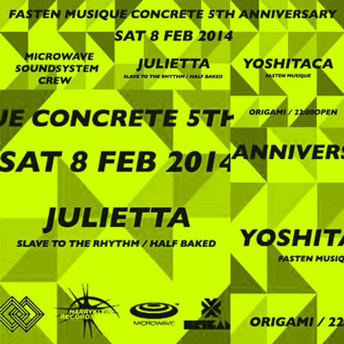 Julietta @ Origami Entertainment | Tokyo - February 2014