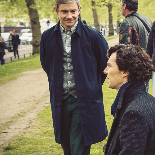 What Have You Done ( Johnlock )