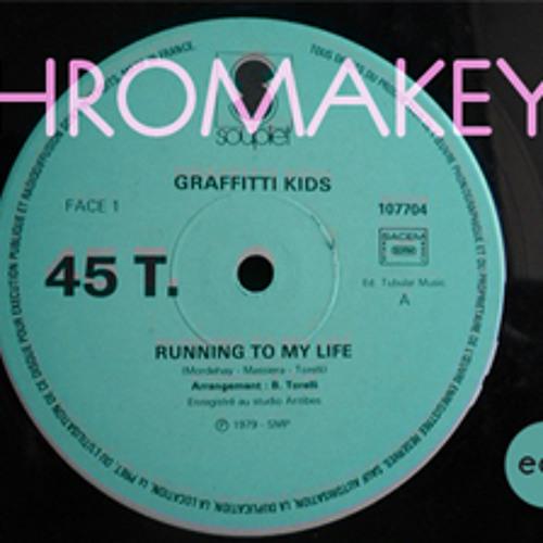 Graffiti Kids - Running To My Life (Chromakeys Edit)