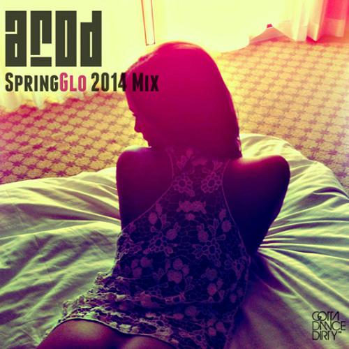 aRod SpringGlo 2014