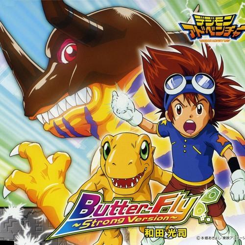 Digimon - Butter-Fly -  Fandub Audio Latino