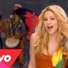 Shakira Voló A África Como Una Mariposa