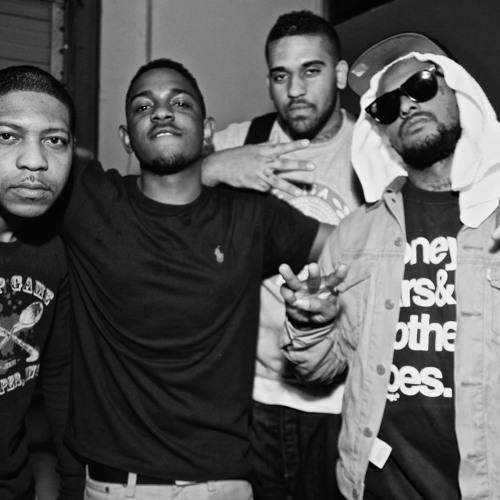 "ScHoolBoy Q X Jem Cretes ""Hustle 101"" Mixed by Ali & Jay O"