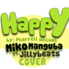 """Happy"" by Pharrell Williams - Miko Manguba ft. Jillybeats - A cappella cover"