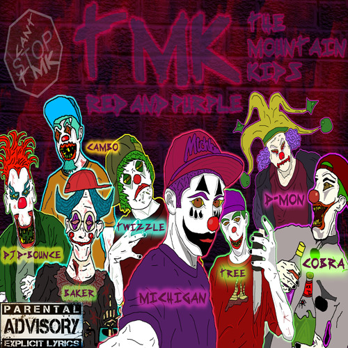 TMK - Mountain Banger (feat. Tree x Michigan x DJ D-Bounce)