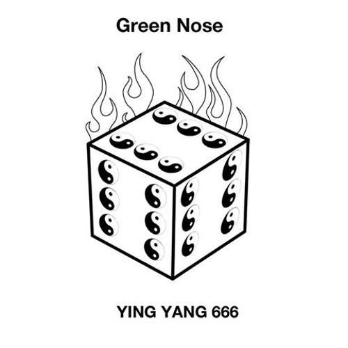 Green Nose - STICKERS