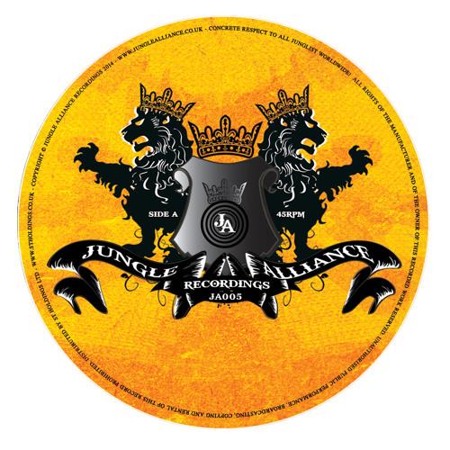 "JA005 - Fever ft GalaOrsborn by Dialect&Kosine (DJ Hybrid Remix) OutNow on Limited Edition 12"" Vinyl"