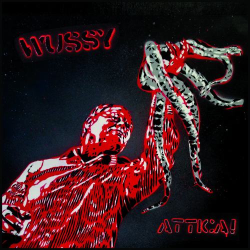 WUSSY - 'Teenage Wasteland' (From 'ATTICA!' on Damnably & Shake It records)