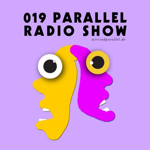 Parallel Radio Show 019 by Daniela La Luz & UNBROKEN DUB