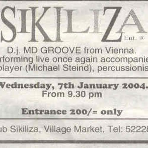 Max Doblhoff aka MD Groove @ Sikiliza / Nairobi Kenya 2003