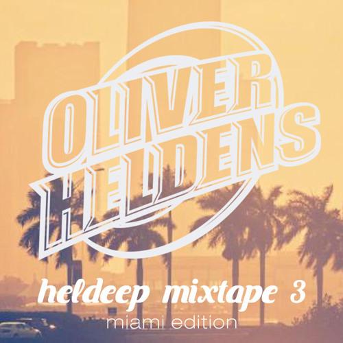 Oliver Heldens - Heldeep Mixtape 3 (Miami Edition)
