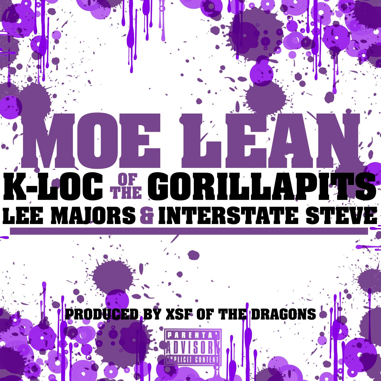 K-Loc of Gorilla Pits x Lee Majors x Interstate Steve - Moe Lean [Thizzler.com]
