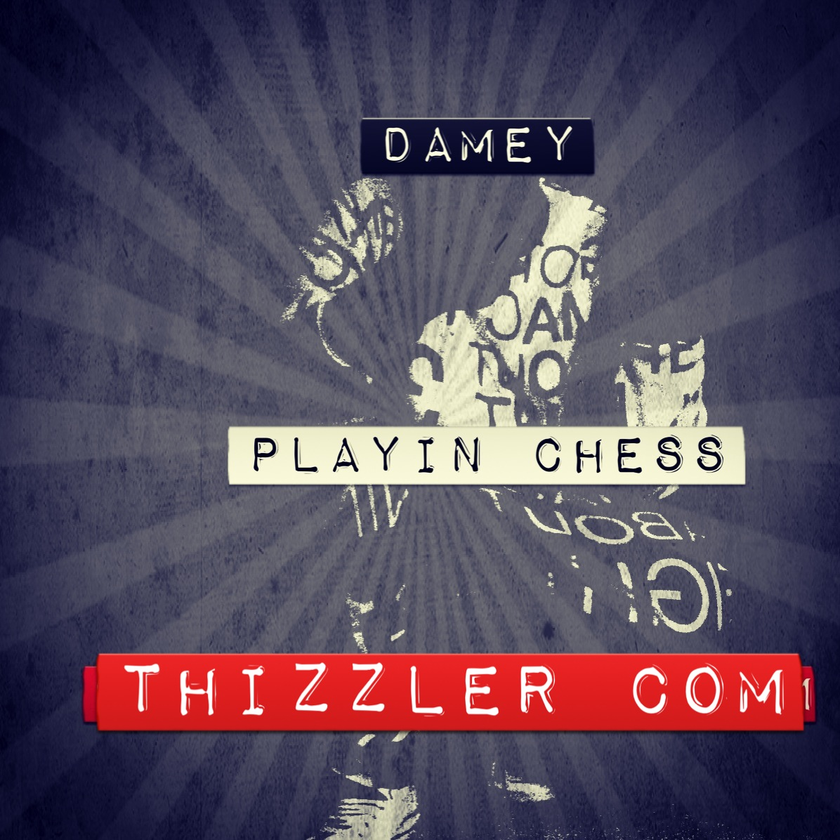 Damey - Playin Chess [Thizzler.com]
