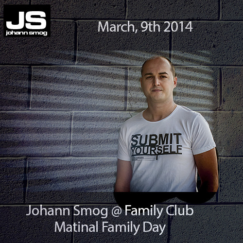 Johann Smog@Family Club - Family Day - 9MAR2014