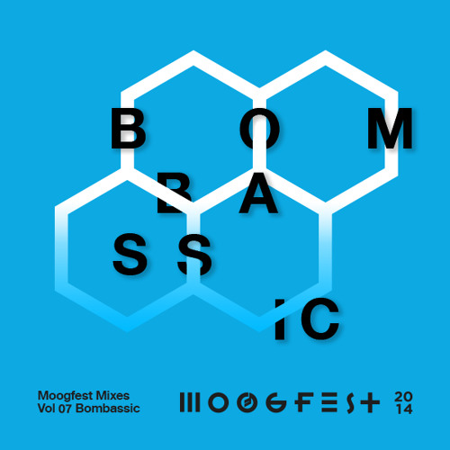 Moogfest Mixes Volume 07: BomBassic