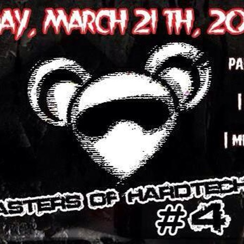 Miss Mallory @ Masters of Hardtechno 21.03.2014 (France)