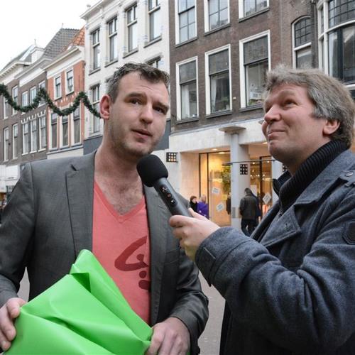 2014-03-19 Pieter Kos van GroenLinks over campagnevoeren