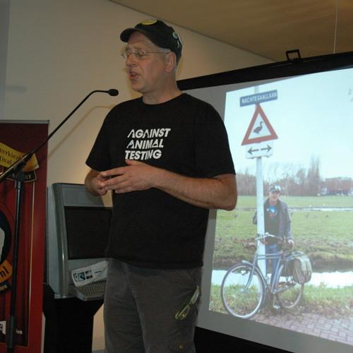2014-03-19 Dick de Vos van de PvdD over de posterverkiezing