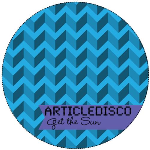 Articledisco-Get the Sun(unreleased)