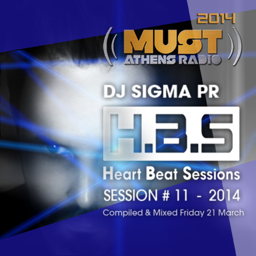 Dj Stergios T. aka Sigma Pr - HBS 21 March 2014 @ Radio Must (Athens)
