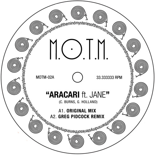 M.O.T.M. - Aracari (Greg Pidcock Remix) Preview