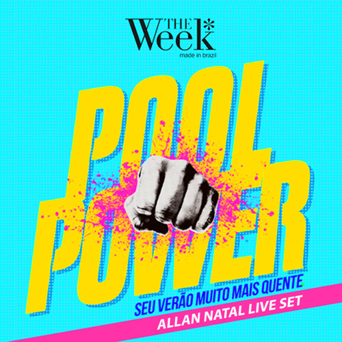 Allan Natal - Pool Power @ The Week* São Paulo 16-02-2014 (Live Set!)